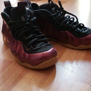 Foamposite Sneakers